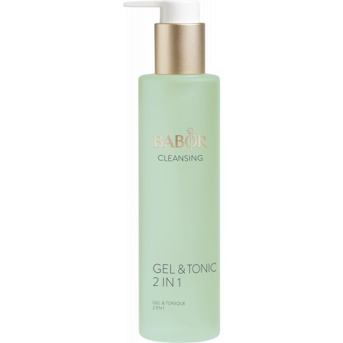 Cleansing Gel & Tonic